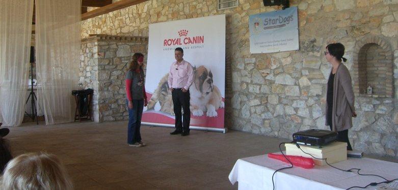 Σεμινάρια Εκπαίδευσης Σκύλων στην Κρήτη και Θεσσαλονίκη...